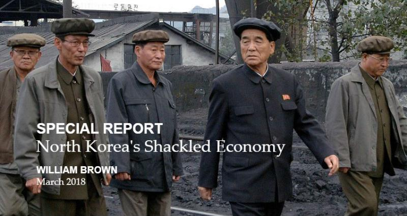 3b716a9dd29 Special Report  North Korea s Shackled Economy (2018)
